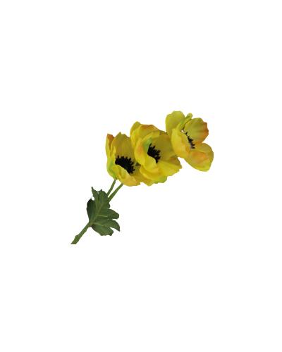 Kwiat Sztuczny Pełnik  30 Cm