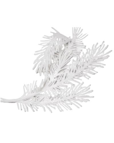 Girlanda Biała Zimowa 120 Cm