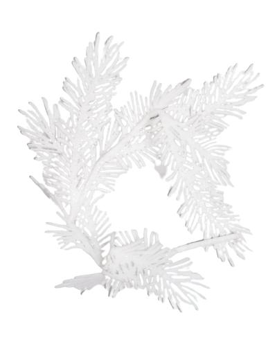 Girlanda Biała Zimowa 150 Cm