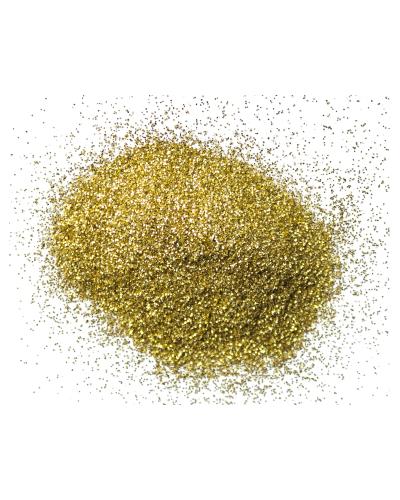 Brokat Sypki Złoty