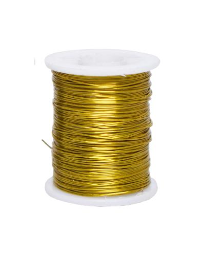 Drut Dekoracyjny Złoty