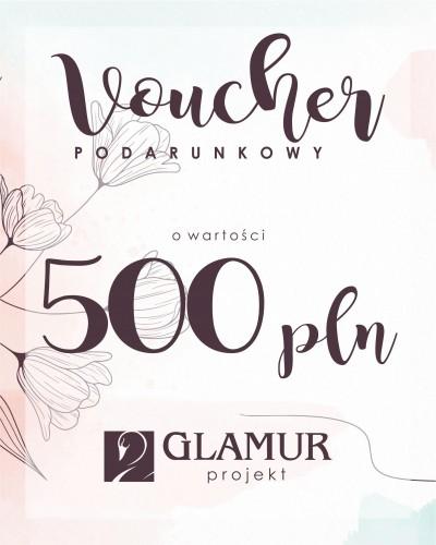 Voucher podarunkowy - 500 zł