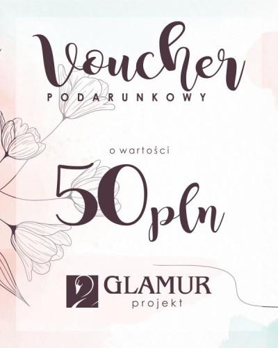 Voucher podarunkowy - 50 zł