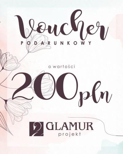 Voucher podarunkowy - 200 zł