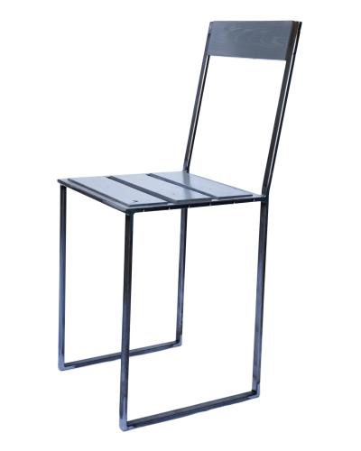 Krzesło Metalowe Ogrodowe